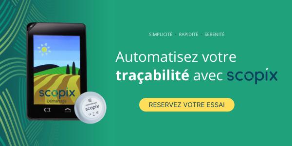CTA : Automatisez votre traçabilité